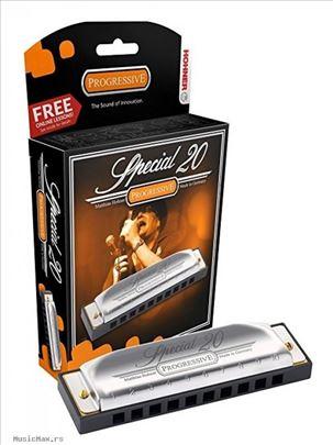 Hohner 560/20 Special 20 usna harmonika