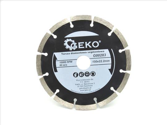Ploča za sečenje betona segmentna 150 mm