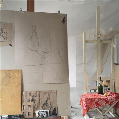Časovi crtanja i slikanja