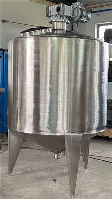 Duplikatori zapremine 2100 litara