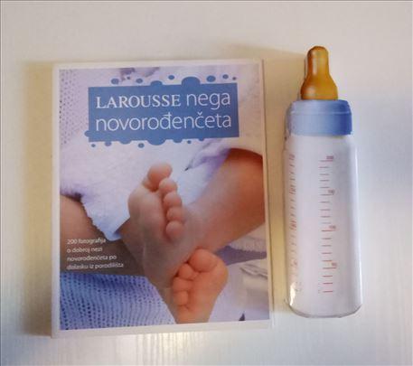 Larousse - 100 recepata za bebe i nega novorođenče