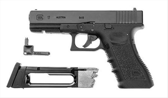Vazdusni pistolj umarex Glock 17 gen3