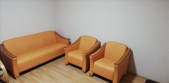 Dvosed i dve fotelje, bez oštećenja