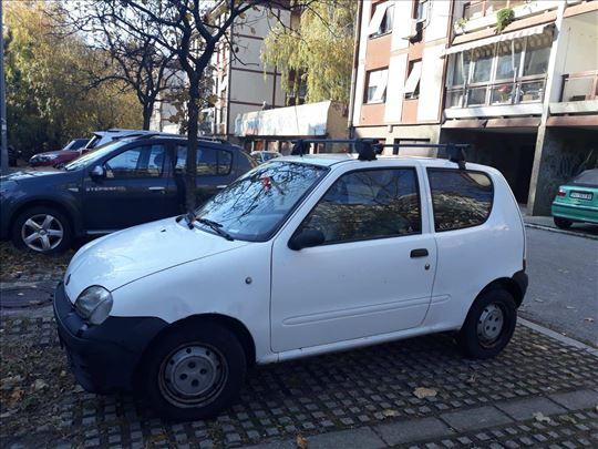 Fiat Seicento Van