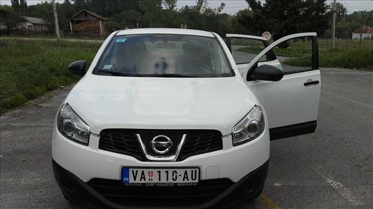Nissan Qashqai 1,5tdi