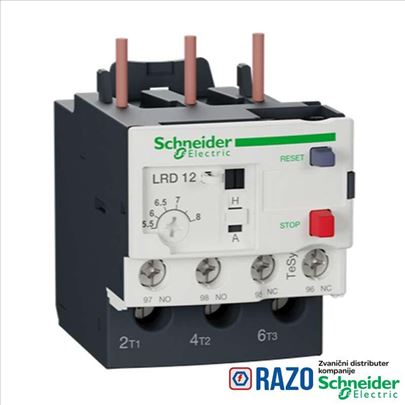 Schneider Electric Bimetal LRD12 za LC1D