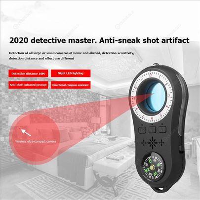 Detektor skrivenih bubica/Detektor kamera Detektor
