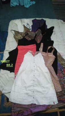 Paket nove haljine