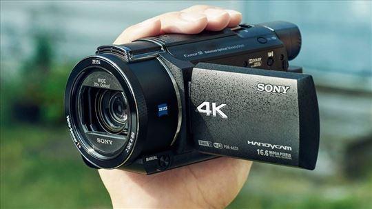 Sony FDR-AX53 delovi
