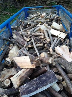 Drva za ogrev  - sitno drvo