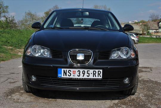 SEAT Ibiza 1.4 benzin, 75ks, 2006. god. ODLIČAN