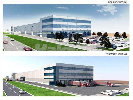 12.000m² za skladištenje ili proizvodnju