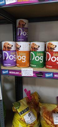 Golden Dog konzerve
