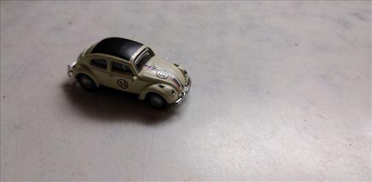 Schuco VW Beetle Herbie 1:87,ocuvan