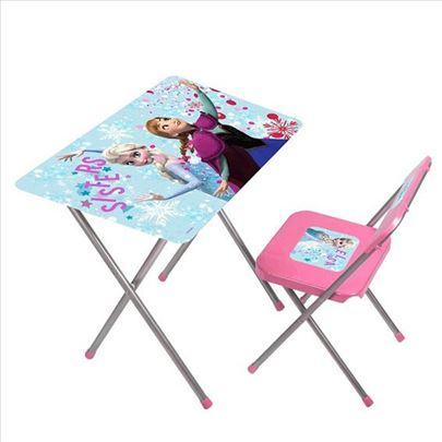 Sto i stolica Frozen