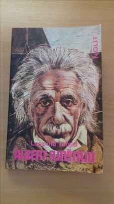 Albert Ajnstajn - Leopold Infeld