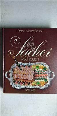 Knjiga:Das Grosse Sacher Kochbuch(Kuvar za poslast