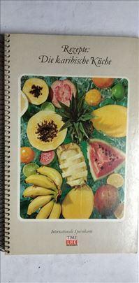 Knjiga:Rezepte:Die karibische Kueche 144 str. 23 c