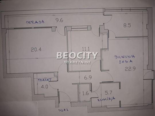 Novi Beograd, Blok 45 (TC Enjub), Jurija Gagarina