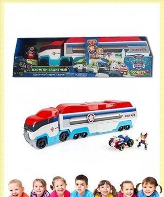 Patrolne sape - veliki autobus - TOP proizvod