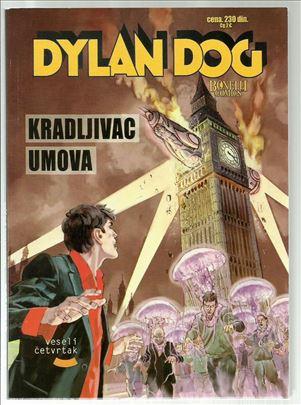 Dylan Dog VČ 76 Kradljivac umova