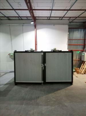 Industrijska grejuca komora-HEATER BOX