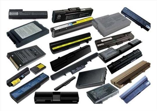 Baterije za laptop - više modela