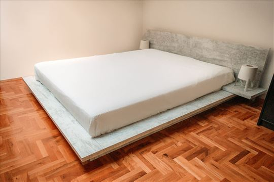 Moderan bracni krevet sa dusekom