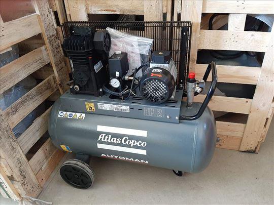 klipni kompresor 1.5 kW - NOVO