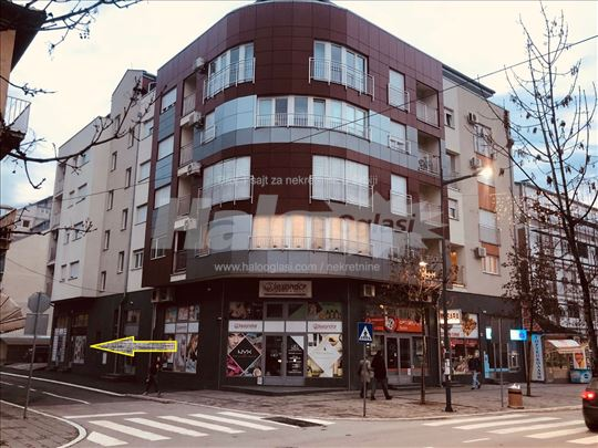 Lokal - poslovni prostor Valjevo