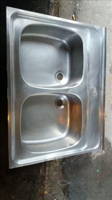 Sudopera dvodelna, od inoxa