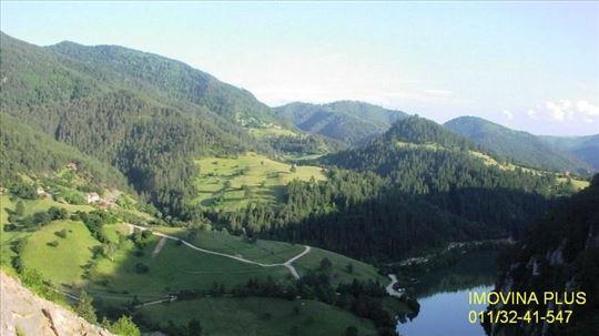 Bajina Bašta, Jezero Perućac - Crni Vrh, 15a