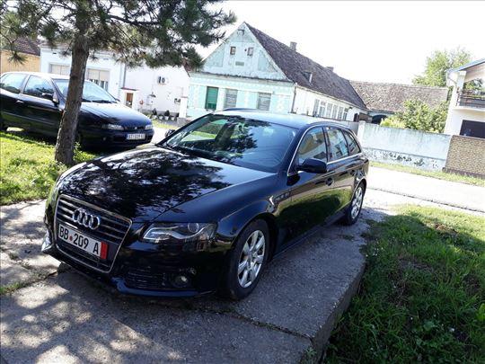 Audi A4 Highline