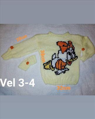 Dečiji džemperi-ručno radjeni
