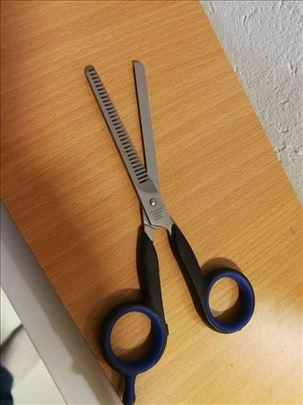 Makaze za proređivanje kose nove