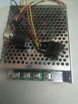 PWM regulator brzine motora-100A promena smera