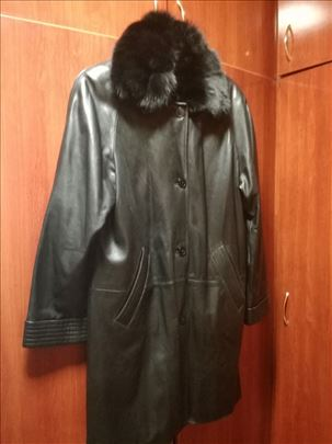 Ženska kožna jakna Kodžić 42