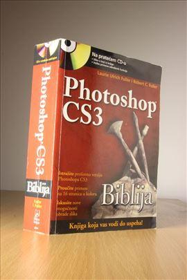 Knjiga Photoshop CS3 Biblija + CD
