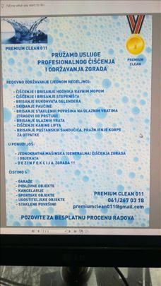Profesionalno čišćenje i održavanje higijenezgrada
