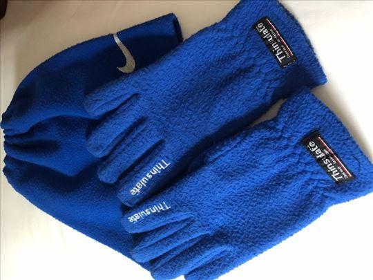 Dečja Nike kapa i rukavice