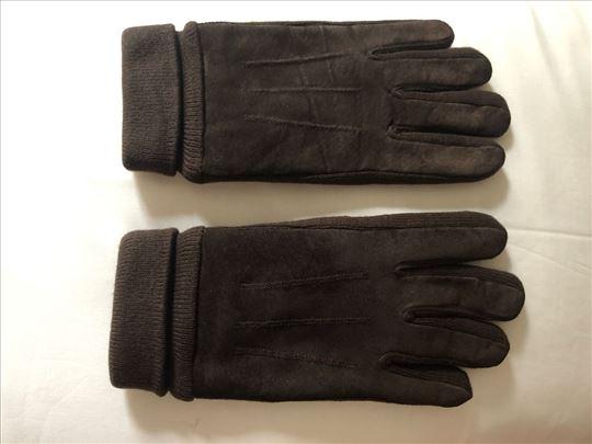 Tople braon rukavice