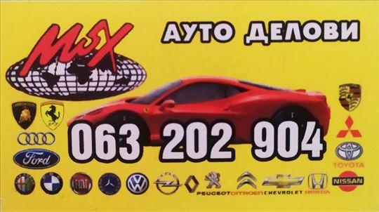 Opel Polovni i novi delovi