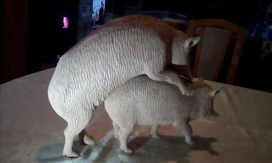 Par divljih svinja