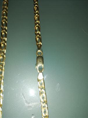 Zlatni lanac 40gr. 18karata