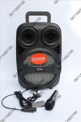 Bluetooth karaoke zvučnik 12w