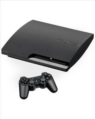 Prodajem Sony PlayStation 3 SLIM 500GB cipovan