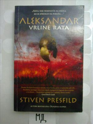 ALESANDAR - VRLINE RATA - STIVEN PRESFILD