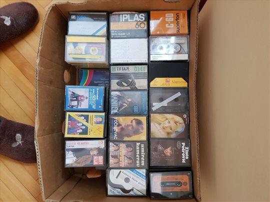 Audio kasete.