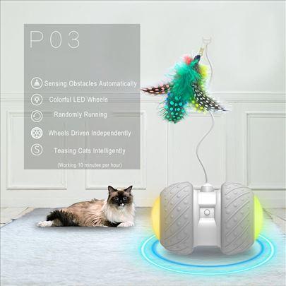 Inteligentna igračka razonoda za mace mačke Smart