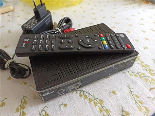 D3 mini sa karticom u radu kablovski digitalni